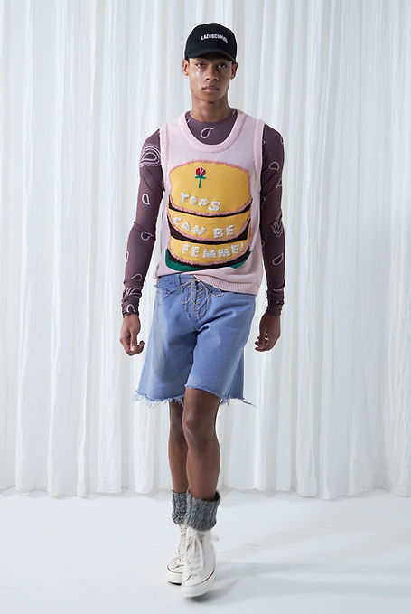 Lazoschmidl AW21 Look 03 by Julius Hayes