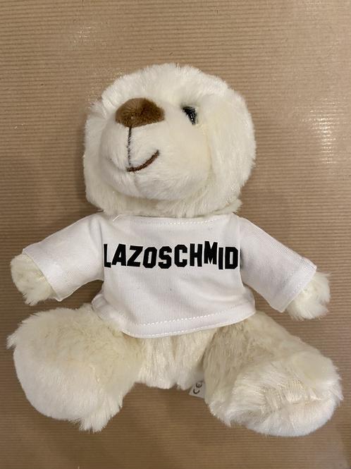"""""""LAZOSCHMIDL"""" Logo Teddy"""