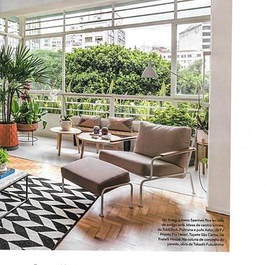 Revista Casa e Jardim Obra Louvre P02 Ab