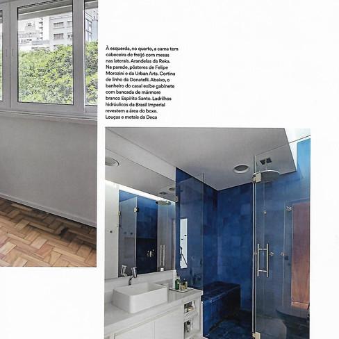 Revista Casa e Jardim Obra Louvre P08 Ab