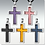 Thumbnail: Vitrum Stainless Steel Cross