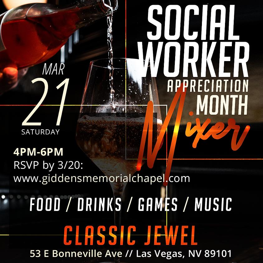 Social Worker Appreciation Mixer