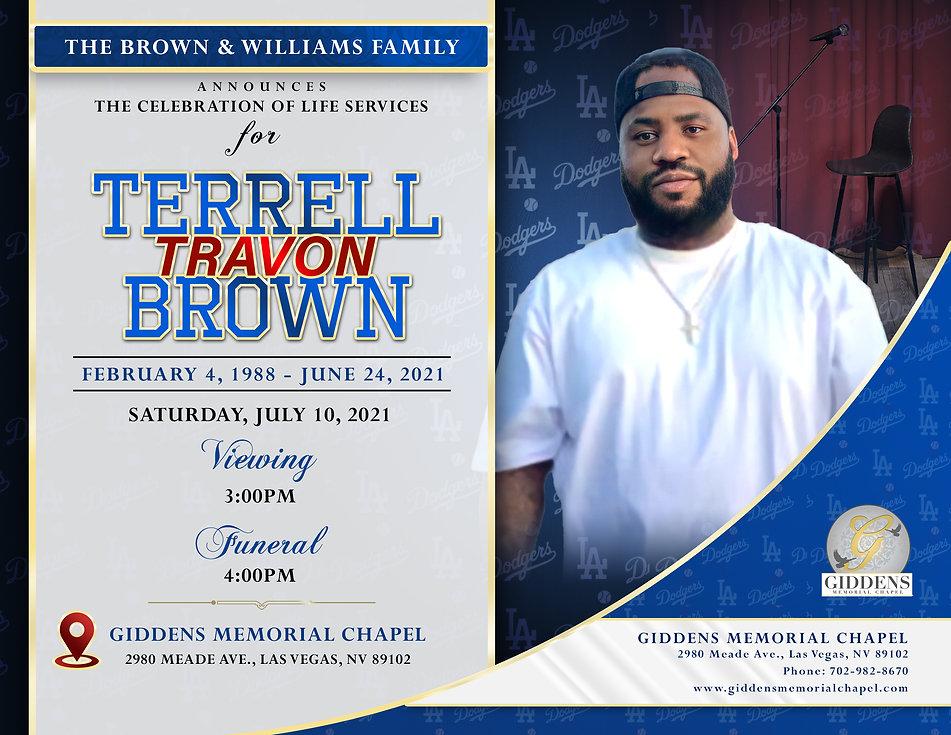 Terrell Travon Brown announcement.JPG