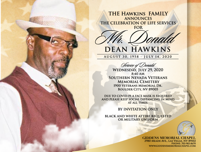Donald Hawkins Announcement.png