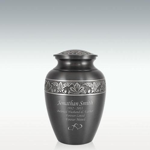 Alva Brass Cremation Urn