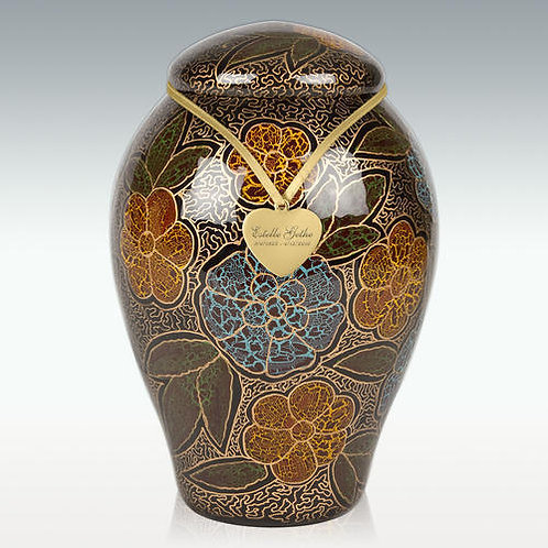 Lovely Bouquet Cremation Urn