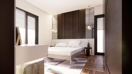Gm House Master Bedroom