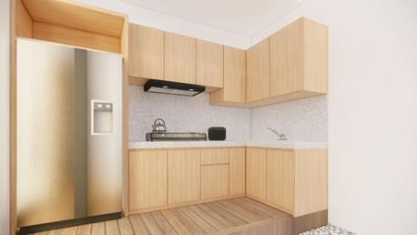 D House Kitchen