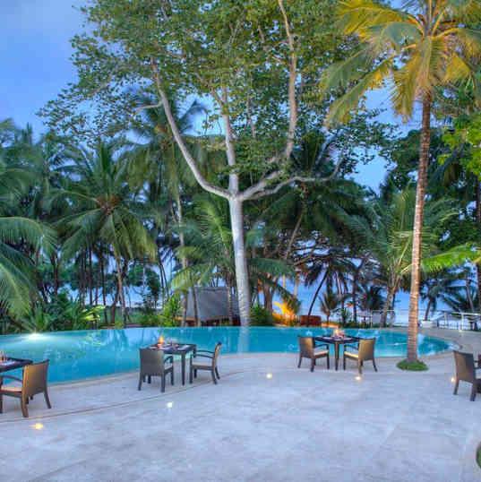 Almanara Luxury Hotel & Villas - The pool
