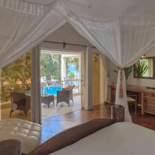 Almanara Luxury Hotel & Villas - From the bedrooma