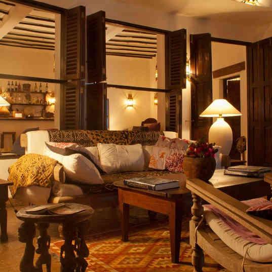 Almanara Luxury Hotel & Villas - Inside the villa