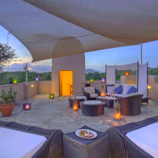 Almanara Luxury Hotel & Villas - From the rooftop