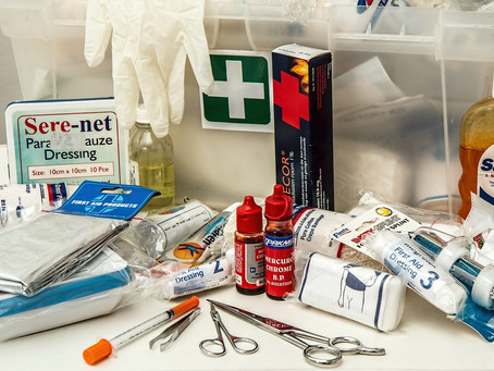 7 Essential Items to Include in Your Home First Aid Kit