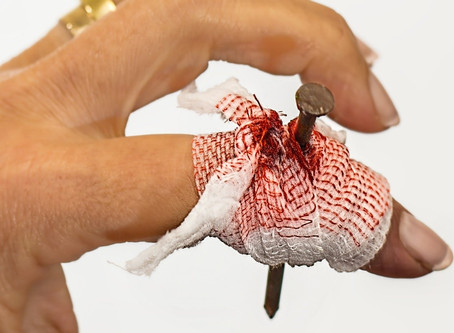 How to Treat Puncture Wounds