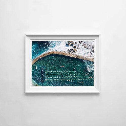 Bronte Baths Print