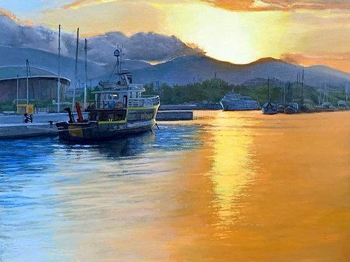 Aegian Sunrise