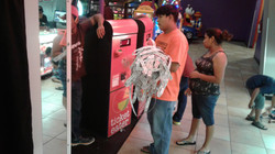 Winning Big at the Arcade