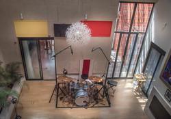 studio from 2d floor