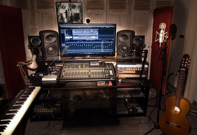 control room 5