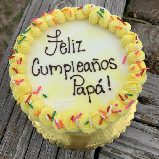 Feliz Cumpleaños Papá!