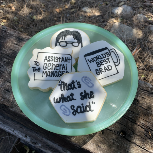 The Office Cookies