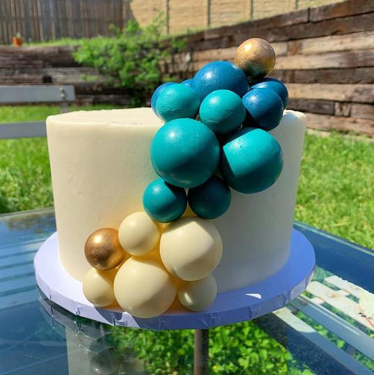 Sphere Cake