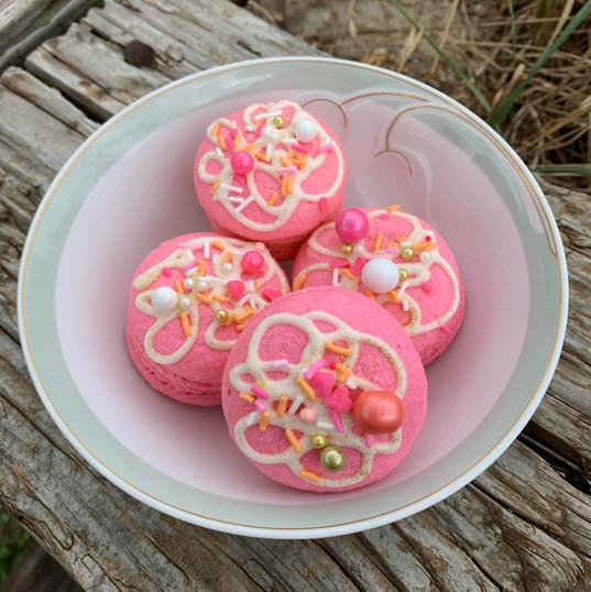 Pink Macarrons