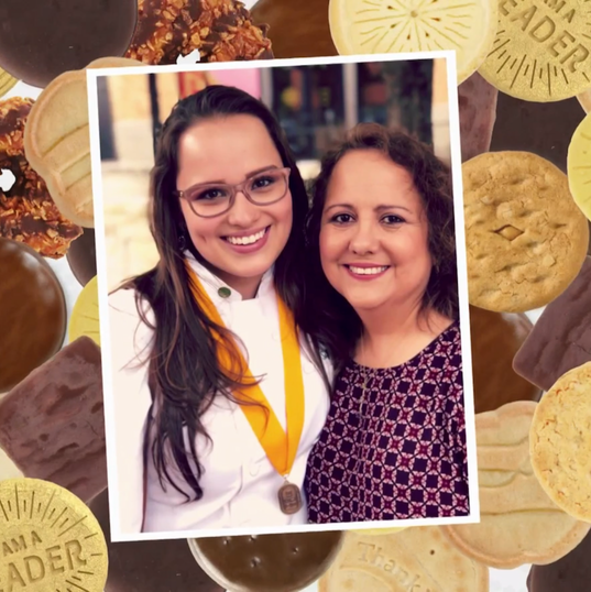 Food Network's Girl Scout Cookie Championship