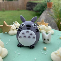My Neighbor Totoro (closeup)