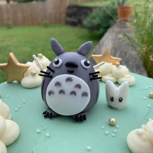 My Neighbor Totoro (closeup)