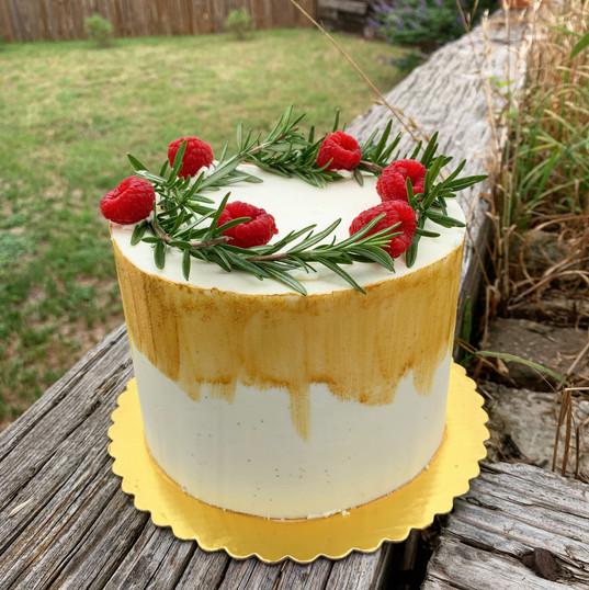 16 Year Anniversary Cake