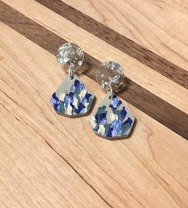 Crystal Blue Geos