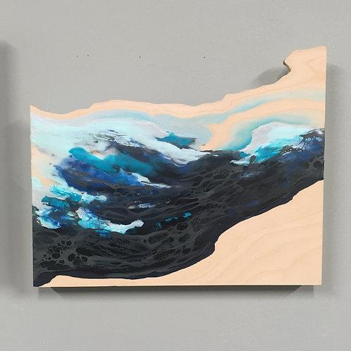 Rushing Waves