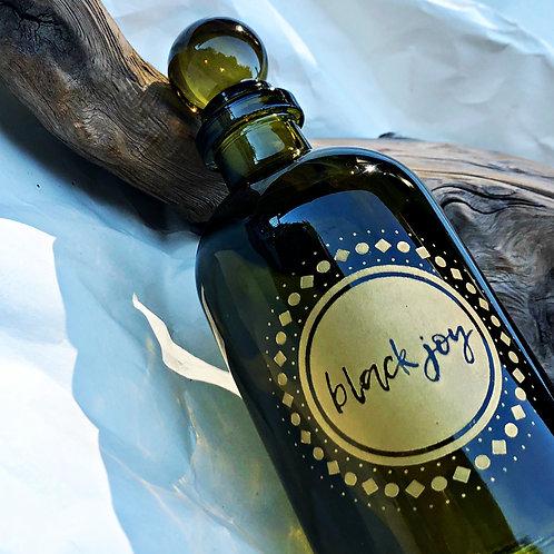 RITUAL OBJECT: Black Joy Bottle (KIN)