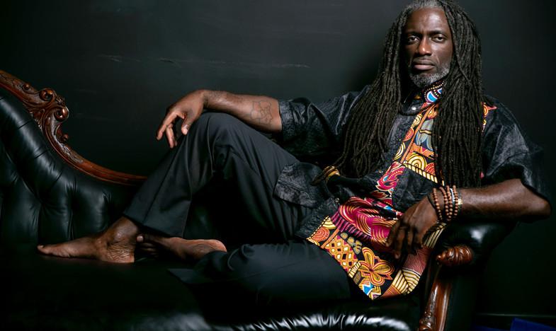 Patrick Mugalu, photographed by Erika Schultz.