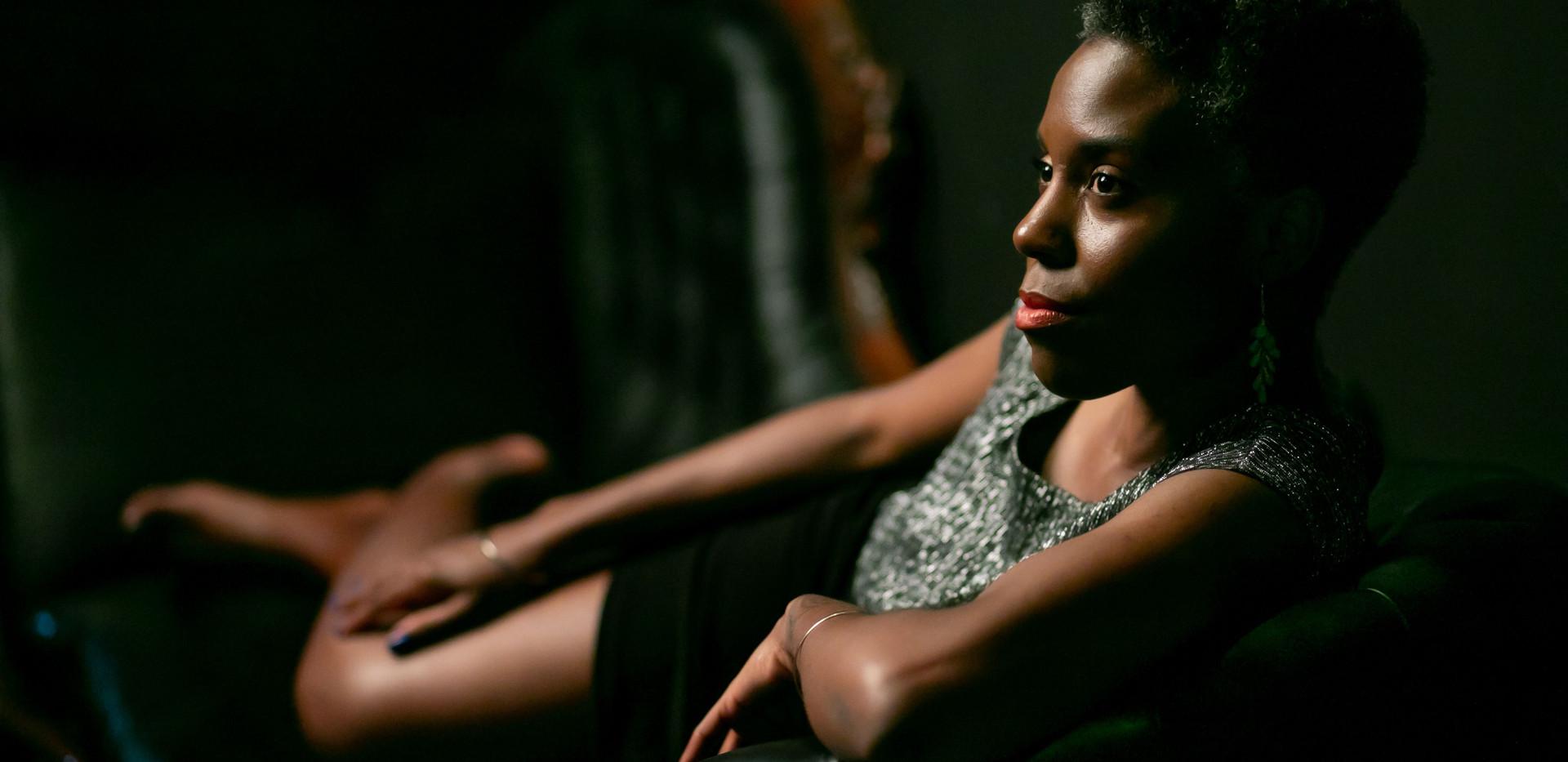 Genesis Jones, photographed by Erika Schultz.