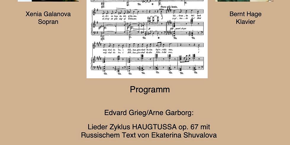 """Konzert """"Haugtussa"""""""