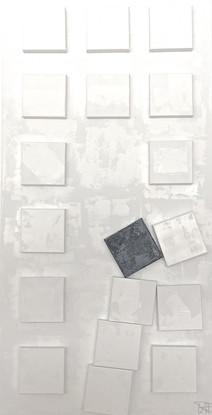 white 3d