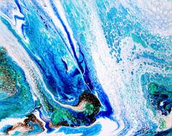 Ocean Waves 16x20