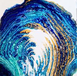 Blue Series 5 12x12