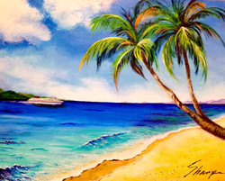 A vacation to Paradise Ed