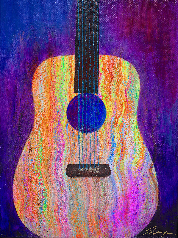 Guitar_18x24