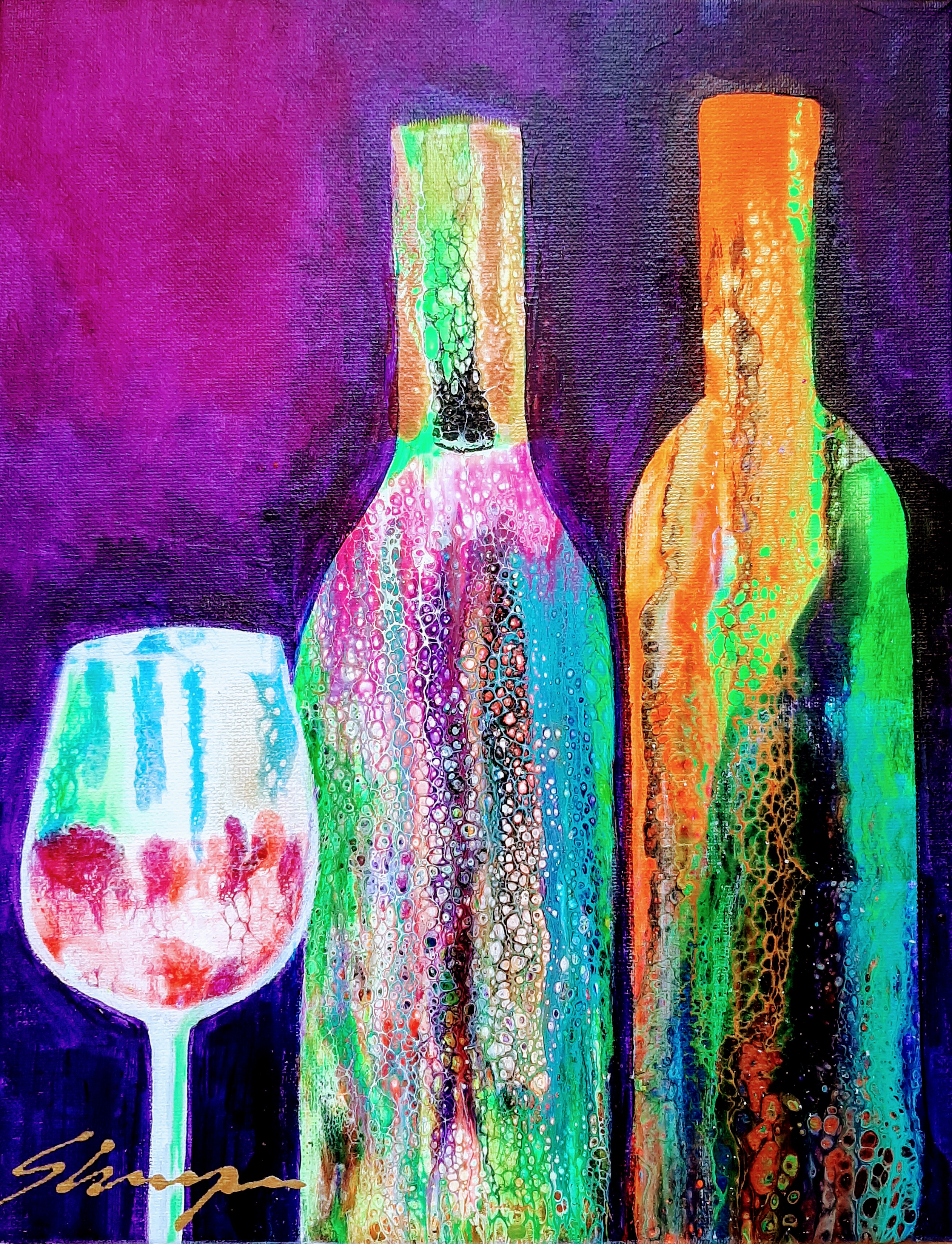 For Wine Lovers IV