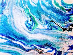 For Ocean Lover II 18x24