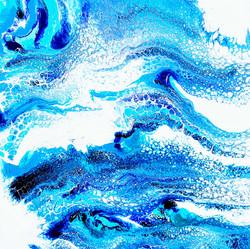 For Ocean Lovers VIII  20x20