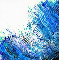 Ocean Waves 6 20x20