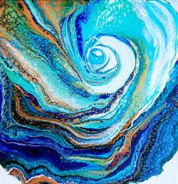 For Ocean Lovers I 12x12 better
