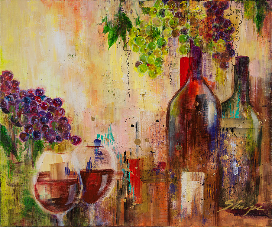 For Wine Lovers original