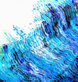 Ocean Waves 3 20x20