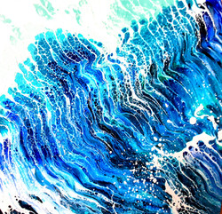 Ocean Waves 2 12x12